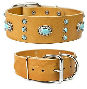 Azul Dog Collar - 18 - 40