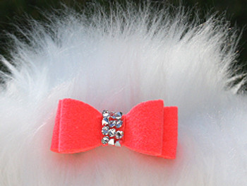 Crystal Rocks Dog Barrettes by Susan Lanci - 19 Colors