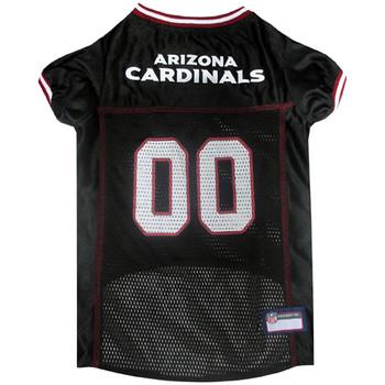 Arizona Cardinals Pet Dog Jersey