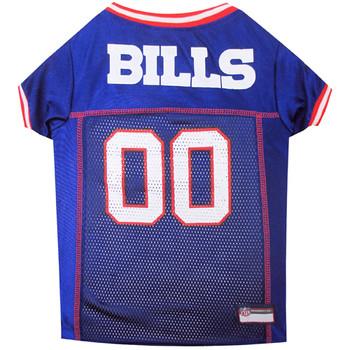 Buffalo Bills Pet Dog Jersey