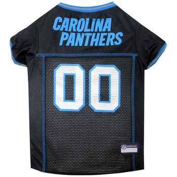 Carolina Panthers Pet Dog Jersey