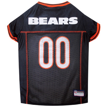 Chicago Bears Pet Dog Jersey