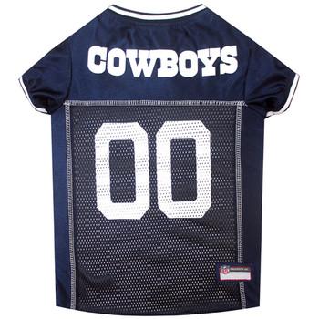 Dallas Cowboys Pet Dog Jersey