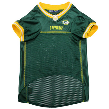Green Bay Packers Pet Dog Jersey