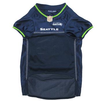 Seattle Seahawks Pet Dog Jersey