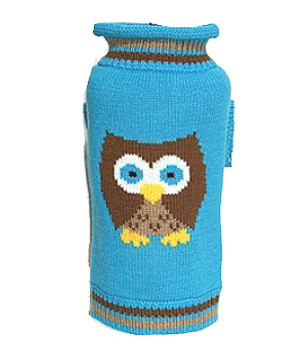 Cute Owl Dog Sweater
