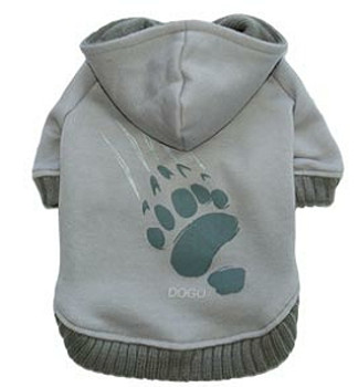 Bear Attack Dog Hoodie Sweatshirt