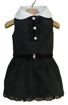 The Little Black Dog Dress