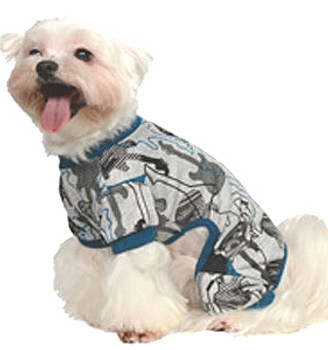 Jimi Rock N Roll Dog Pajamas