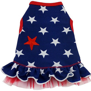 I'm A Star Dog Dress by I See Spot
