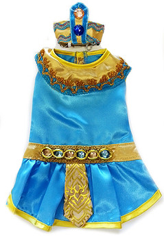 Cleopatra Pet Dog Costume