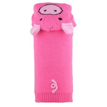 Wilbur the Pig Hoodie Dog Sweater