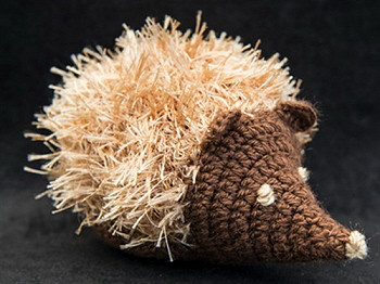 Dog Toy - Hedgehog