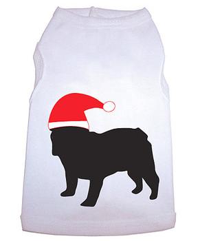 Santa Dog Dog Tank