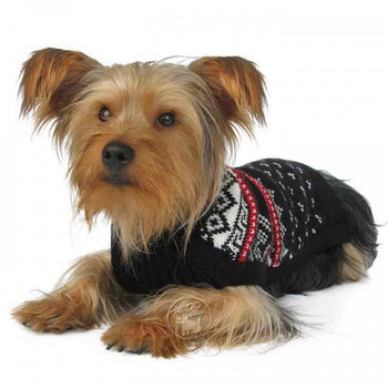 Alpaca Dog Sweater - Classic Gentleman