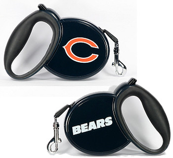 NFL Chicago Bears Retractable Dog Leash