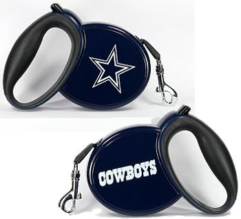 NFL Dallas Cowboys Retractable Dog Leash