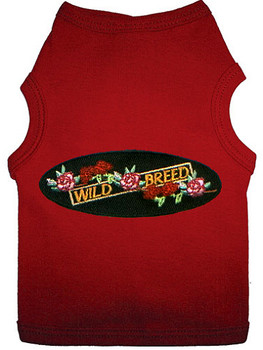 Wild Breed Patch Dog Tank