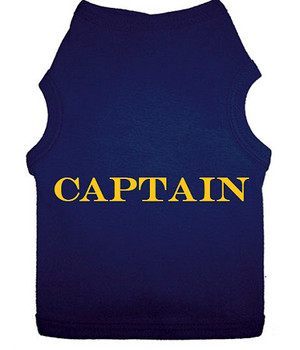 Captain Dog Tank