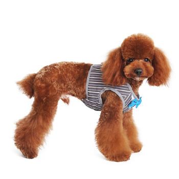 SnapGO Bowtie Gentleman Dog Harness