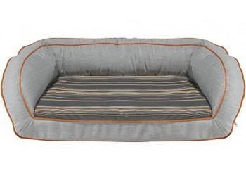 Outdoor Pet Dog Sofa - Heather Grey