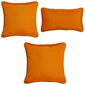 Outdoor Throw Pillows - Sunset