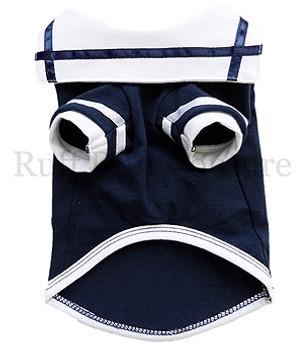 Star Spangled Sailor Knit Dog Tank
