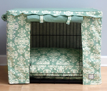 Crate Cover - Elegancia & Optional Bed
