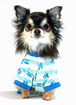 Skull Dog Long Johns - Size Large