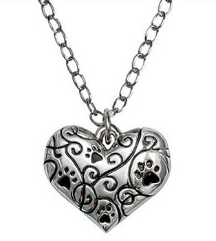 Heart Necklace - Best Friend
