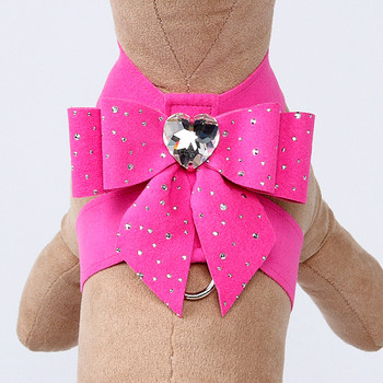 Tail Bow Silver Dust Tinkie Harnesses by Susan Lanci - 30 Colors