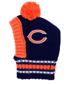 NFL Chicago Bears Knit Dog Ski Hat