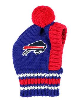 NFL Buffalo Bills Knit Dog Ski Hat