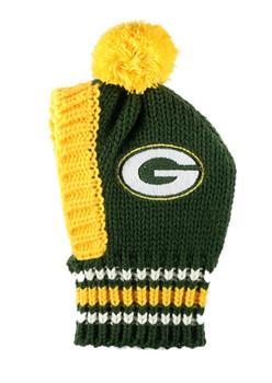 NFL Green Bay Packers Knit Dog Ski Hat