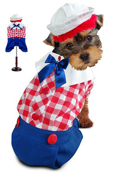 Ragdoll Boy Pet Dog Costume