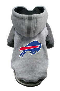 NFL Buffalo Bills Licensed Dog Hoodie - Small - 3X