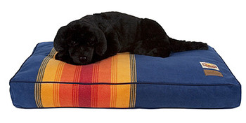 Grand Canyon National Parks Pendleton Dog Bed - Small - Big Dog Sizes