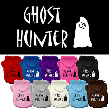 Ghost Hunter Dog Hoodies