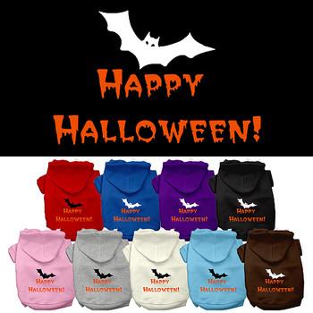 Happy Halloween Dog Hoodies - SP