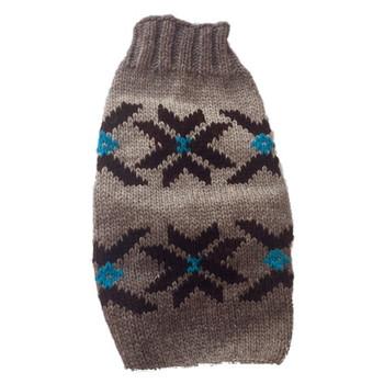 Southwest Sierra Hand Knit Dog Sweaters