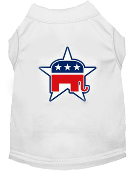 Republican Dog Tank - XS to Large Dog Sizes
