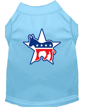 Democrat Dog Tank - XS to Large Dog Sizes