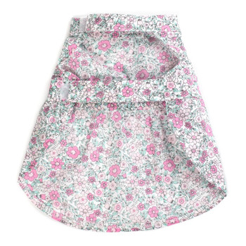 Floral Pet Dog Dress - Small - Big Dog