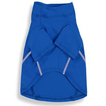 Blue Sun Protective Lightweight Dog Shirt - Rash gard