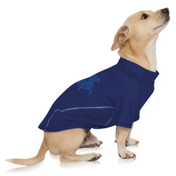 Eco Friendly Dog Rash Gard Sun Shirt - Night Navy