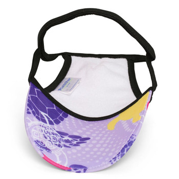 Purple Haze Tuga Sun Protective Dog Visor Hats