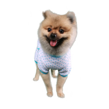 Blue Teddy Dog Pajamas