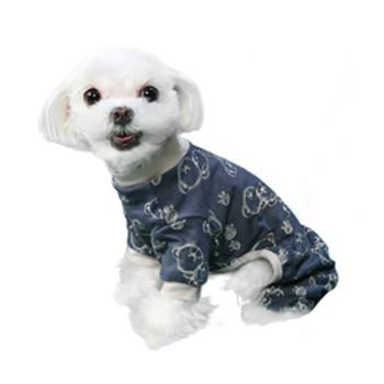 Milo Gray Dog Pajamas