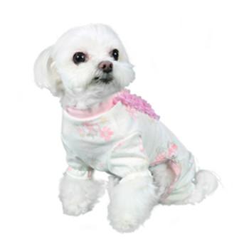 Genevieve Dog Pajamas