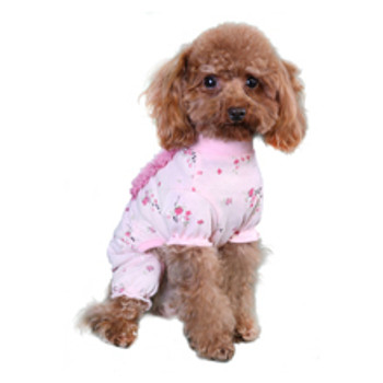 Elena Dog Pajamas